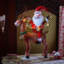 Buy Santas Comet! Christmas Decoration - Cornwall Garden Shop