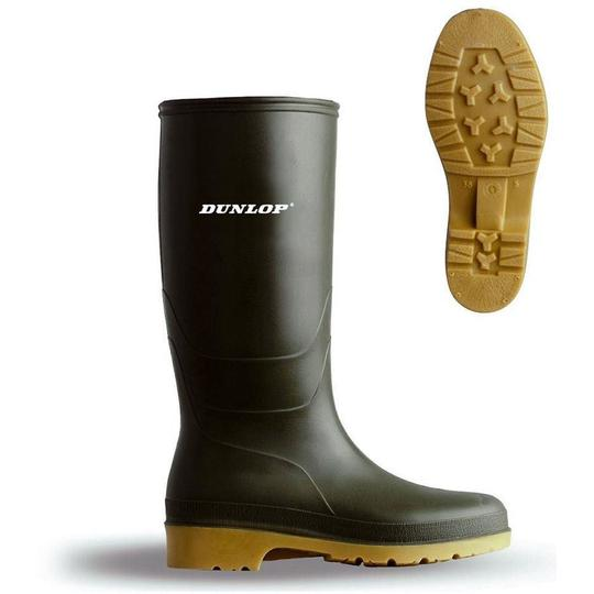 Wellington Boots Dunlop Dull Child - Size 12