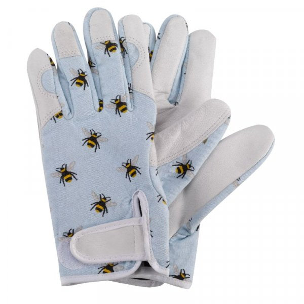 Bees Smart Gardener Gloves Medium