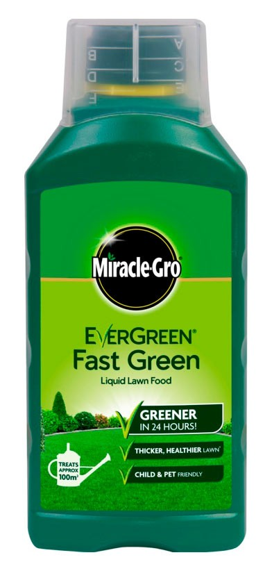 Miracle-Gro Evergreen Fast Green Concentrate 1L