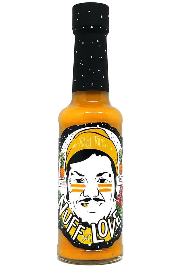 Nuff Love Hot Sauce 150ml