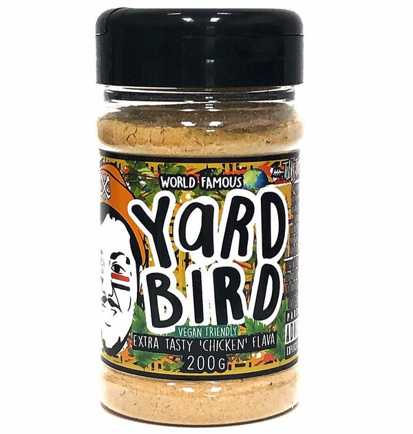 Yard Bird Extra Tasty Chicken Rub 200g
