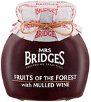 Mrs Bridges Fruits of The Forest with Mulled Wine Preserve 340g