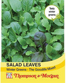 Salad Leaves Winter Greens Seeds