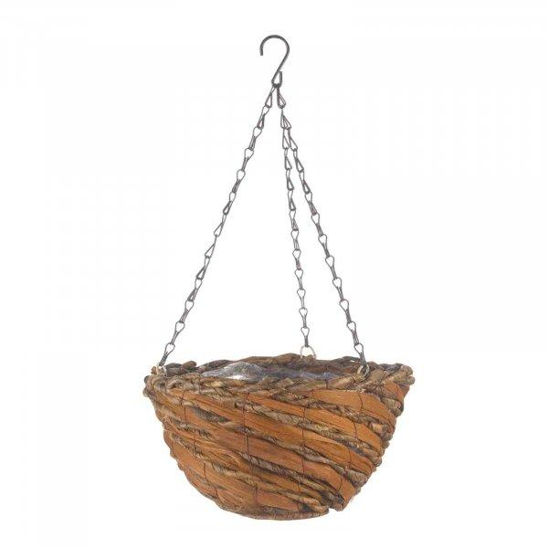 "12"" Rafiki Hanging Basket - Cornwall Garden Shop"