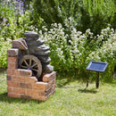 Smart Garden Water Feature Heywood Mill (Solar)