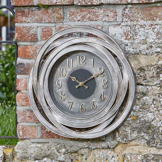 Wall Clock Ripley 20in
