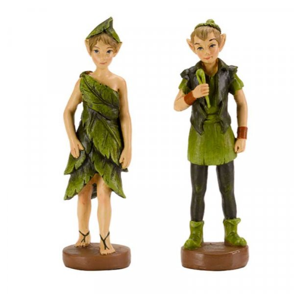Woodland Elves 10cm - 2 Assorted, 1 Supplied