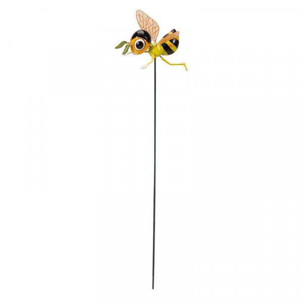 Smart Garden Bee Loony Decorative Garden Stakes