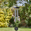 Windchime Bless This Home 79cm