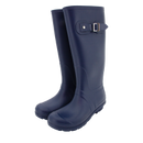 Wellington Boot Burford Navy - Size 7
