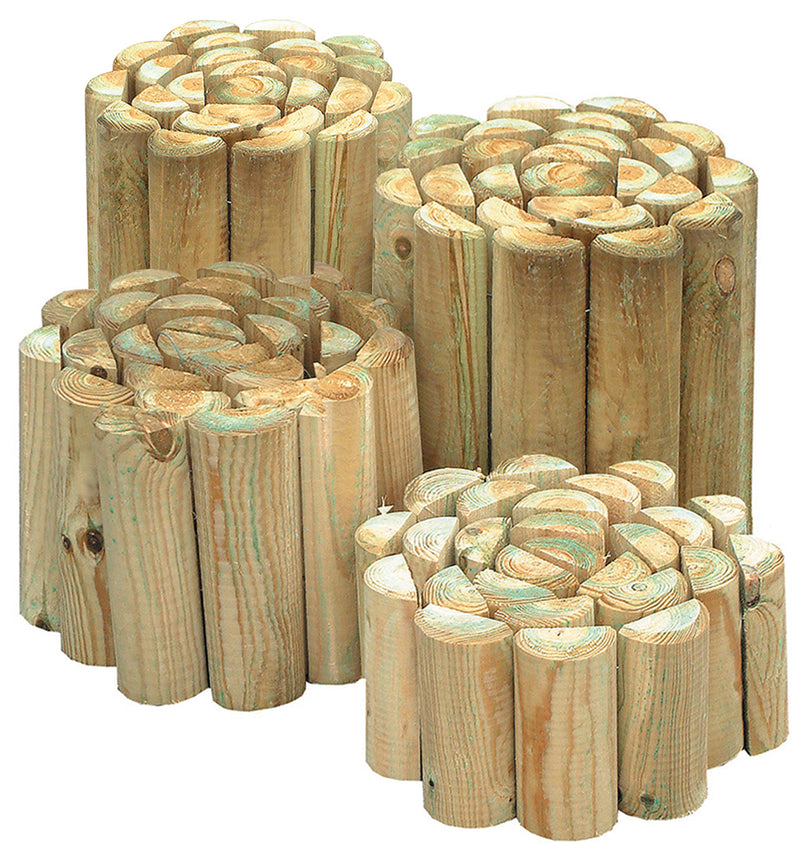 "Log Roll - 6ft x 9"" (1.8m × 225mm)"