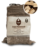 Kiln Dried Oak Firewood Net 30L (approx)