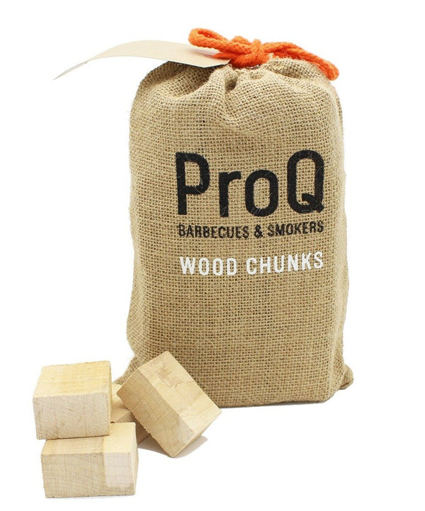 Buy ProQ Smoking Chunks - Oak 1kg - Cornwall Garden Shop