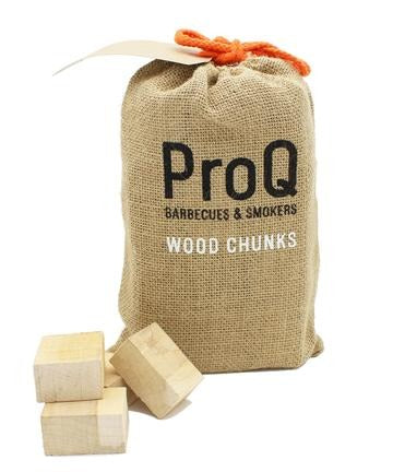 Buy ProQ Smoking Chunks - Hickory 1kg - Cornwall Garden Shop