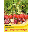 Radish Rainbow Mixed Seeds