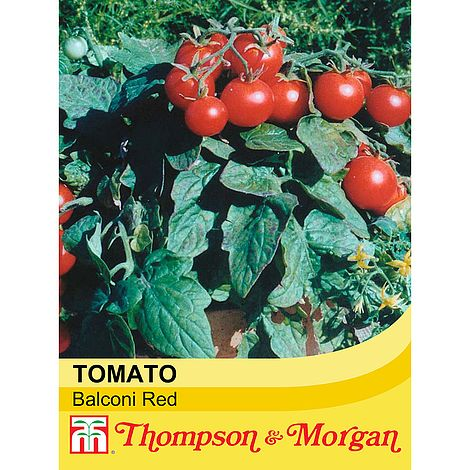 Tomato Balconi Red Seeds