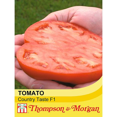 Tomato Country Taste F1 Hybrid Seeds