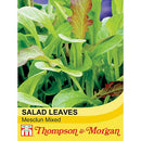 Thompson & Morgan Salad Leaves Mesclun Mixed