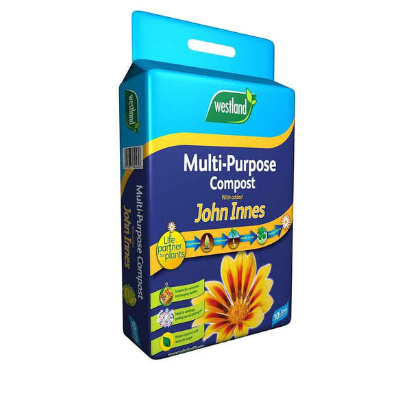 Multi-Purpose Compost + John Innes 10L