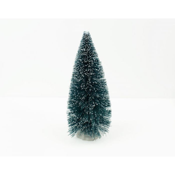 Festive Bristle Brush Christmas Tree 17cm