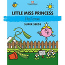 Pea Terrain - Little Miss Princess Seeds