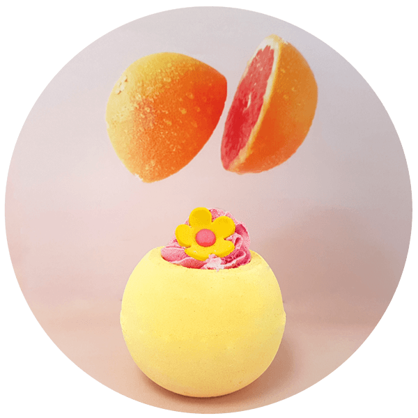 Bath Bomb Morning, Sunshine! Bath Blaster