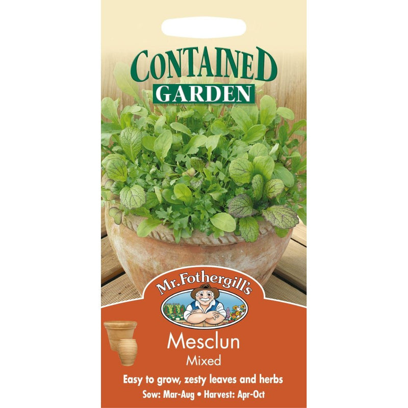 Mesclun Mixed Seeds