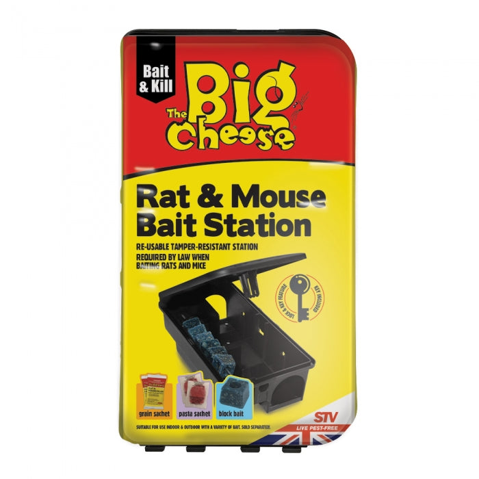 Rat & Mouse Bait Station