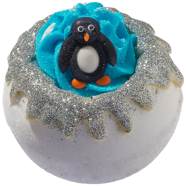 Bath Bomb Pick Up a Penguin Bath Blaster