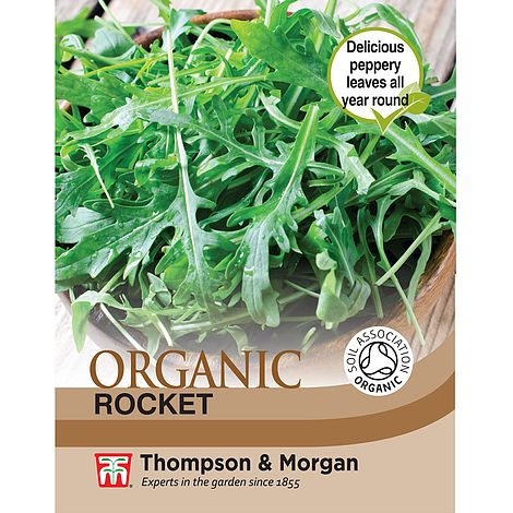 Rocket (Organic) Herb Seeds