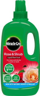 Miracle-Gro Rose and Shrub Liquid Plant Food 1L