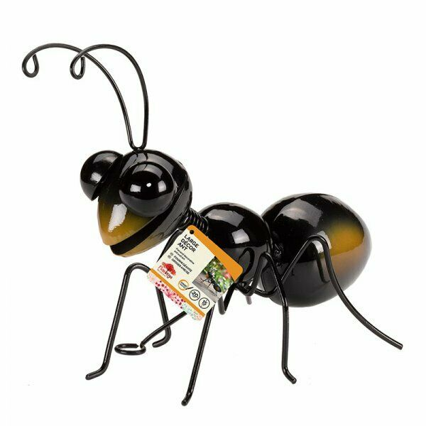 Novelty Outdoor Garden Large Metal Ant Ornament