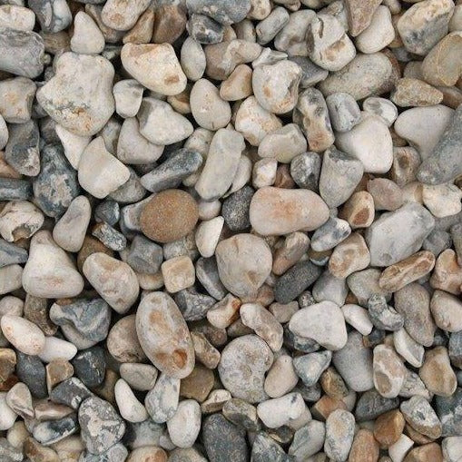 Meadow View Seashore Decorative Gravel 20kg Bag