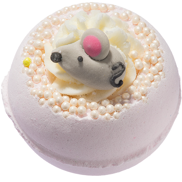 Bath Bomb Squeaky Clean Bath Blaster