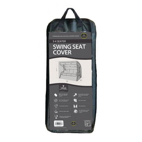 Swing Seat 3-4 Seat Cover Black