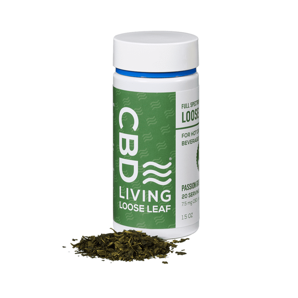 Living Tea - Grass&Co CBD Washington DC