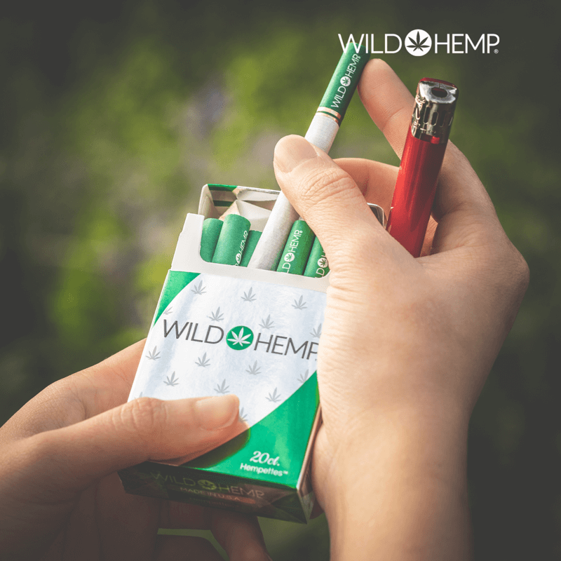 Wild Hemp Hempettes - Grass&Co CBD Washington DC