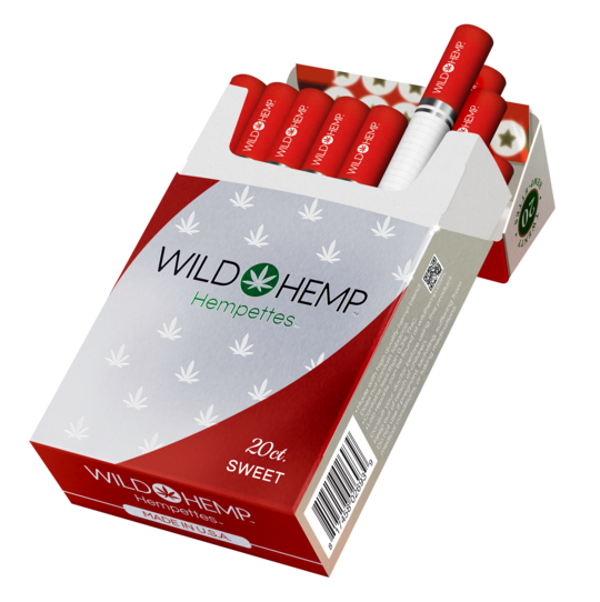 Wild Hemp Hempettes SWEET - Grass&Co CBD Washington DC