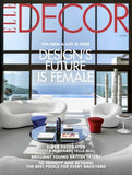 Elle Decor | Point of View: Making his MARK, Mark Cunningham