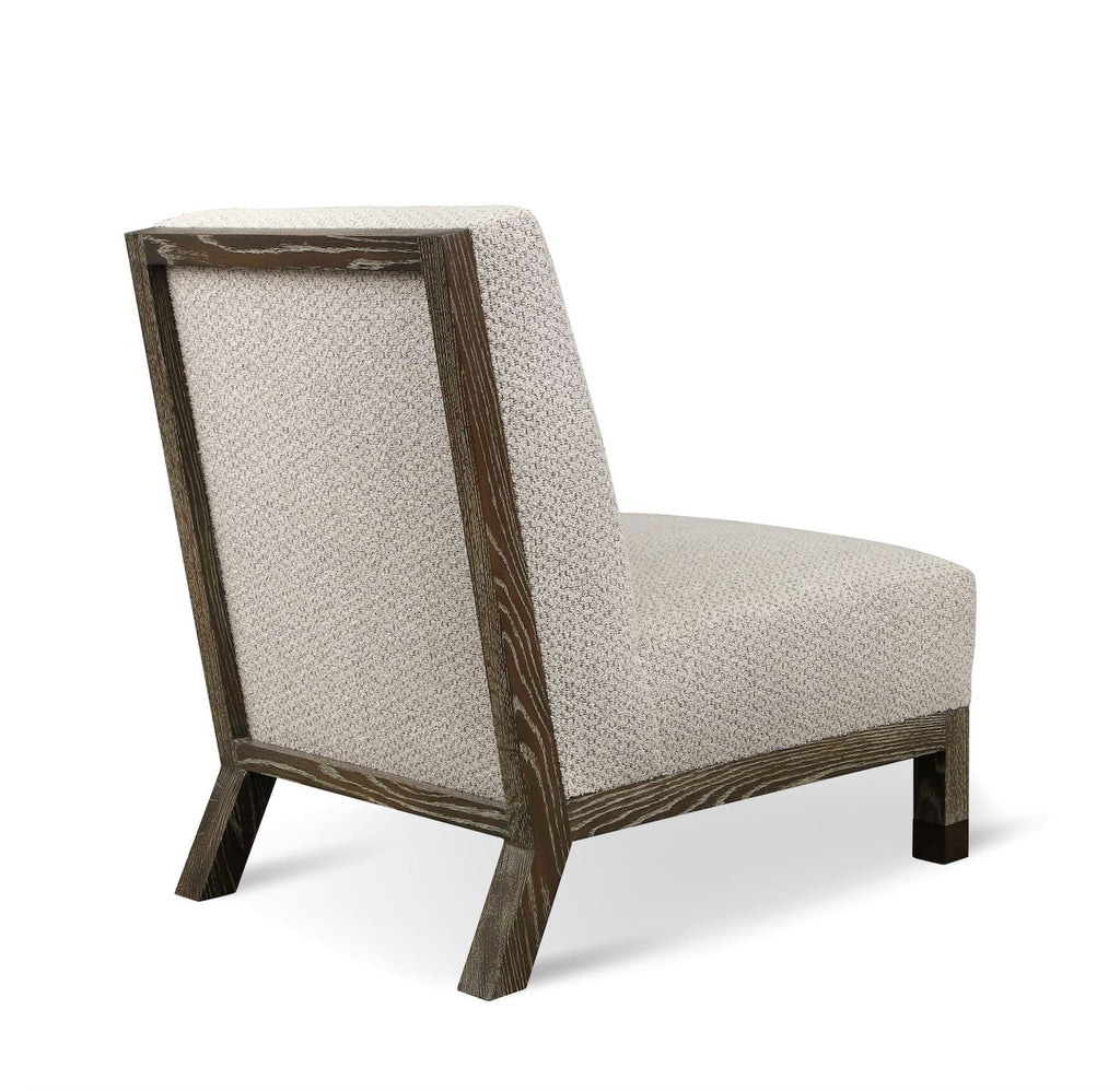 BACKLESS ASHER CHAIR Chair CUSTOM | MARKED