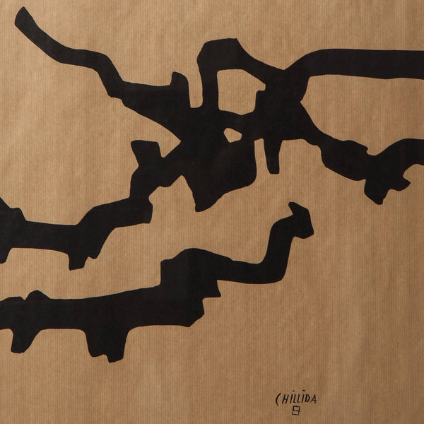 EDUARDO CHILLIDA | UNTITLED 02 Art FOUND | MARKED