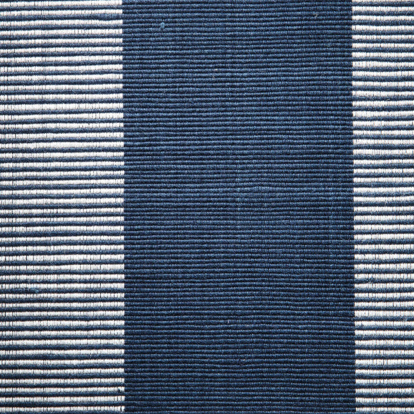 Humbug Stripe Fabric Denim 05 | MARKED