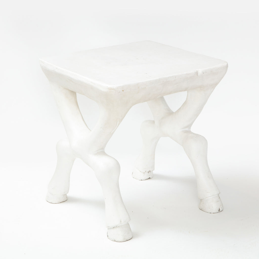 "JOHN DICKINSON | ""HOOF"" TABLE Vintage FOUND 