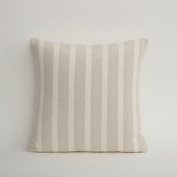 LADDER STRIPE | GRAIN PILLOW Fabric MARKED | MARKED