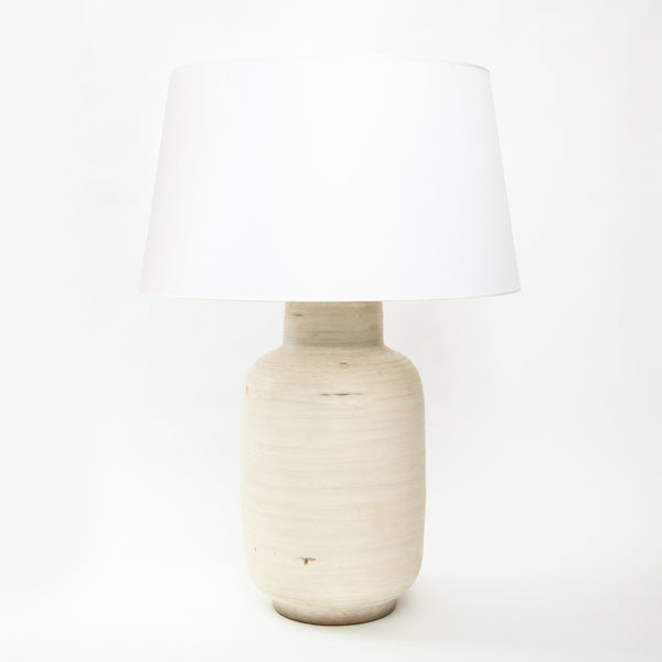 LEE ROSEN | JUPITER GLAZE LAMP Lighting FOUND | MARKED