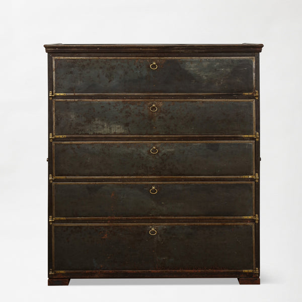 REGAL METAL CHEST OF DRAWERS Vintage FOUND | MARKED