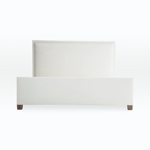 TYLER BED - QUEEN Bed Custom Sizing Available | MARKED