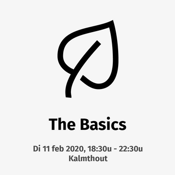 Duurzame Voeding: The Basics | di 11 feb 2020 | 18:30u - 22:30u