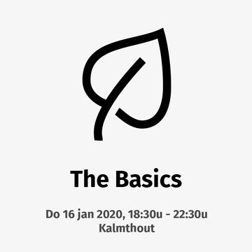 Duurzame Voeding: The Basics | do 16 jan 2020 | 18:30u - 22:30u